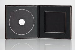 CD cover Stock Photo
