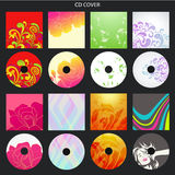 CD Cover Stock Images