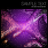 CD cover background. Of spots and blurred colors Royalty Free Stock Photos