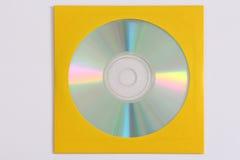 CD-Datenaufzeichnung Stockbilder