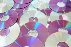 CD de la música Foto de archivo