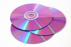 CD de musique Photographie stock