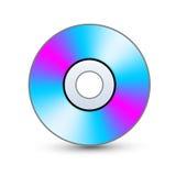 CD del vector Fotografía de archivo