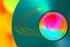 CD Design Royalty Free Stock Photography
