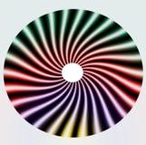CD design original. CD design, original, for all types of discs Stock Photo