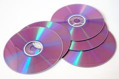 CD di musica Fotografia Stock Libera da Diritti