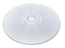 CD di plastica Fotografie Stock