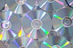 CD Digitalschallplatte Lizenzfreies Stockfoto