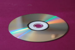 CD-disc. Royalty Free Stock Photography