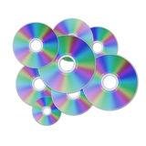 Cd disc Royalty Free Stock Photo