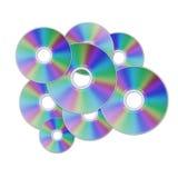 Cd disc royalty free stock photo