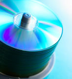 Cd dish Stock Image
