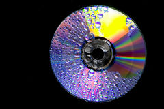 CD disk Royalty Free Stock Images