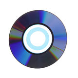CD-disk. Isolated object on a white background Royalty Free Stock Images
