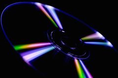 CD disk Stock Image