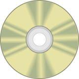 CD disk, CD ROM Stock Image