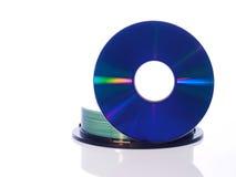 cd diskett Royaltyfria Bilder