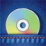 CD Diskette Lizenzfreie Stockbilder