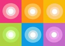 cd diskettsymbol stock illustrationer