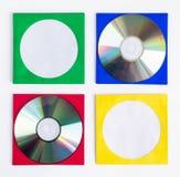 CD DO CD/DVD Fotografia de Stock