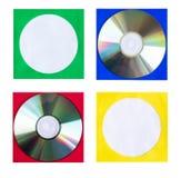 CD DO CD/DVD Imagem de Stock