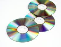 CD DO CD/DVD Fotos de Stock Royalty Free