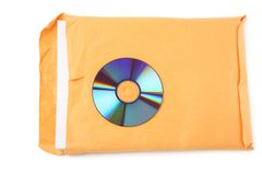 CD and document Stock Photos