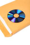 CD and document Royalty Free Stock Image