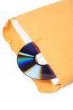 CD and document Stock Image