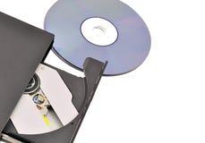 CD DREV Arkivbild