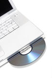 CD drive Royalty Free Stock Photography