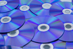 CD/DVD样式 免版税库存照片