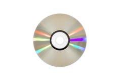 cd dvd диска одиночное Стоковые Изображения