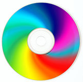 CD/DVD Immagine Stock