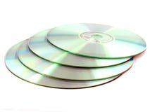 CD DVD Royalty Free Stock Photo
