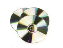 CD/DVD Royalty Free Stock Image