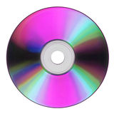 CD or DVD Royalty Free Stock Photography