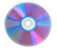 Cd or dvd Stock Photo