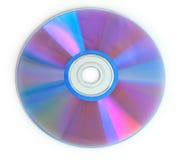Cd or dvd. Full cd or dvd disk Stock Photo