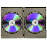 CD or DVD Stock Photos