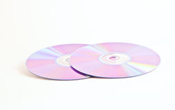 CD DVD Royalty Free Stock Images