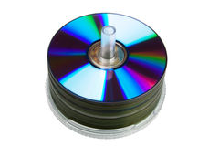 CD, DVD Stock Image