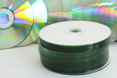 CD, DVD royalty free stock image