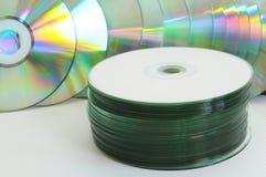 CD, DVD Royalty Free Stock Image