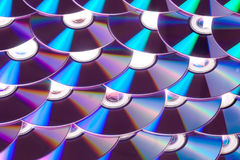 Cd dvd Royalty Free Stock Image