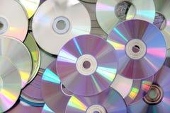 cd dvd Стоковое Изображение