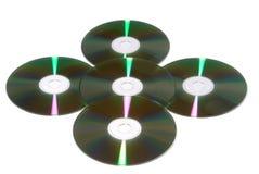 CD - DVD Stock Photos