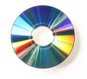 CD/DVD Royalty Free Stock Photo