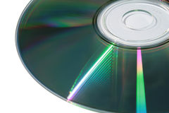 CD, DVD Stock Photo