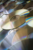 CD-DVD Zdjęcia Royalty Free